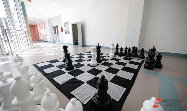 Паралимпиаду по шахматам Югра все-таки пример