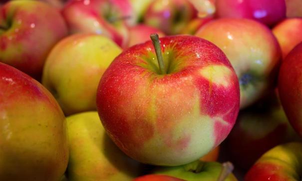 В России подскочил цены на яблоки