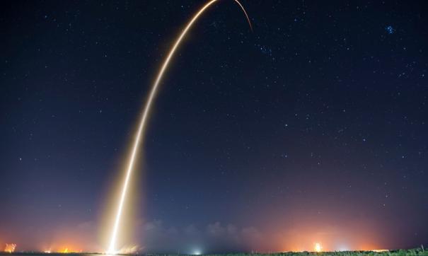 МЧС: на Уват посыплются ступени ракеты «Союз-2»