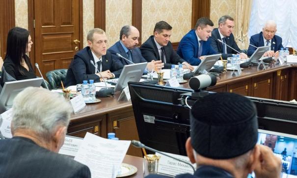 Как противостоять экстремизму, обсудили в правительстве области