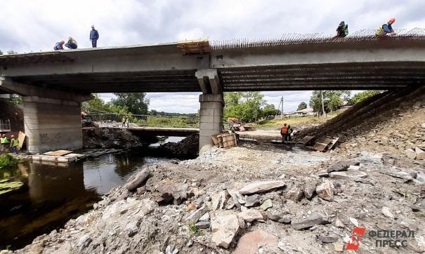 Внеплановую проверку мостов проведут в течение двух недель