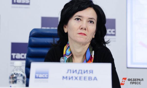 Инициатором проведения онлайн-опроса выступила секретарь ОП Лидия Михеева