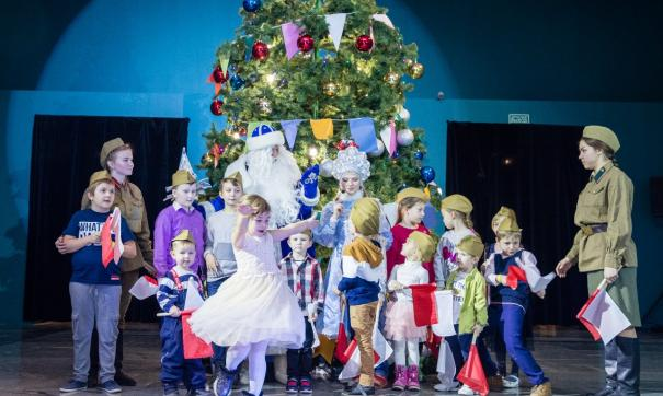 Квест стал лучшим новогодним представлением Москвы
