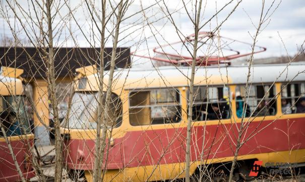 Трамвайную линию Екатеринбург – Верхняя Пышма запустят до конца 2020 года