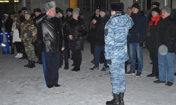 Свердловские полицейские вернулись на родину после шести месяцев на Кавказе