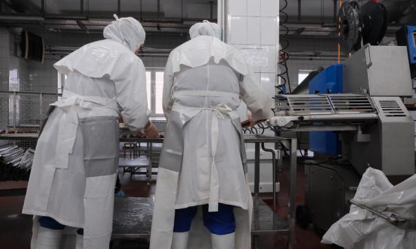 Среднеуральская птицефабрика старается сохранить трудовой коллектив