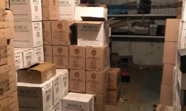 В Свердловской области ликвидировали подпольный цех по производству алкоголя