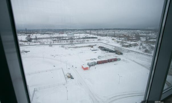 Прокуратура проверила зеленый снег в Первоуральске
