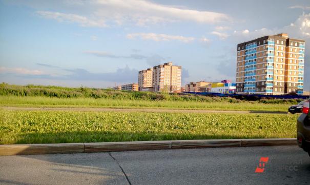 Жители Екатеринбурга рассказали, каким хотят видеть Новокольцовский микрорайон