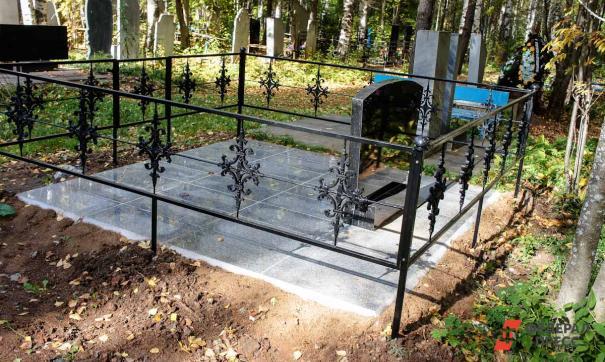 Могила свердловского поэта может стать объектом культурного наследия