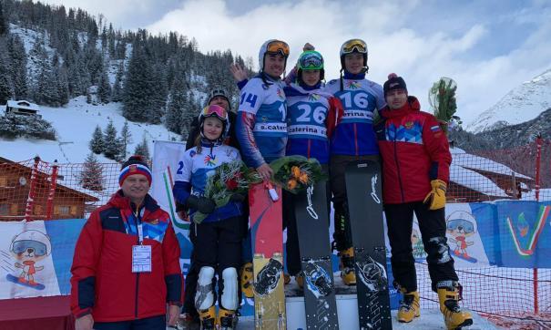 Свердловский спортсмен завоевал две золотые медали на Сурдлимпийских играх
