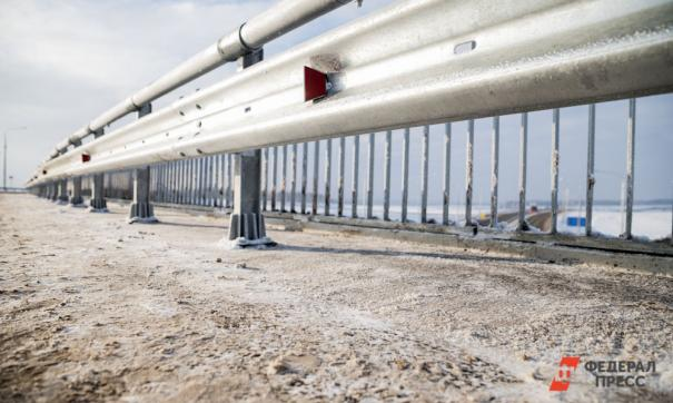 Жители Чусового настаивали на ремонте моста уже давно