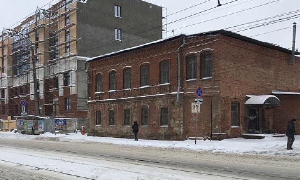 Старинное здание на ул. Труда нуждается в капитальном ремонте