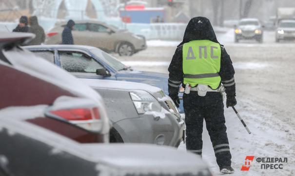 Сотрудники ГИБДД не зря бросились в погоню за подозрительным автомобилем