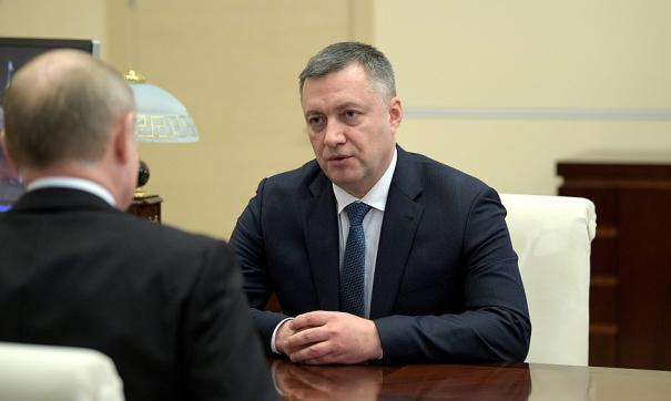Игорь Кобзев дал первые указания на новом посту