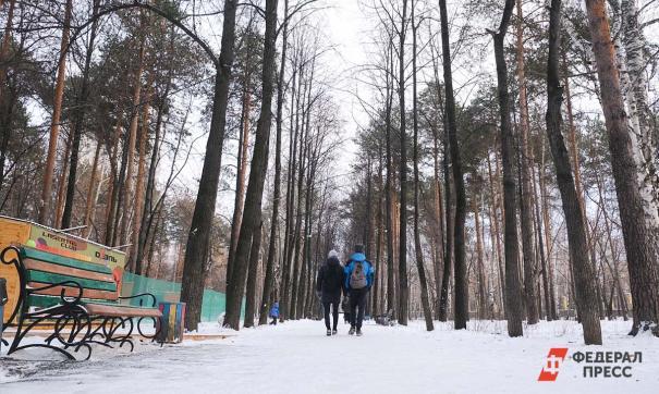 Площадь парка составляет 18 гектаров