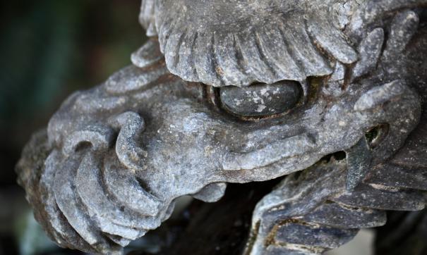 Неизвестный камень, по словам продавца, обладает магической силой