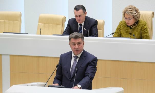 Андрей Шимкив заявил о необходимости баланса социальных и экономических приоритетов