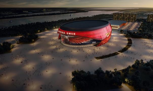 Строительство ледовой арены профинансируют в рамках нацпроекта