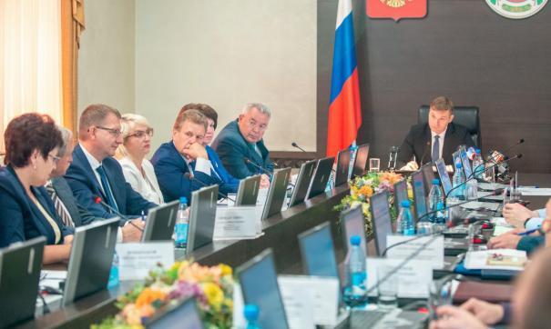 правительство Хакасии