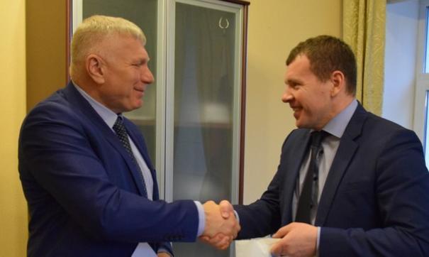 Петр Соколюк возглавляет город почти двадцать лет