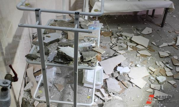 Землетрясение унесло жизни нескольких человек