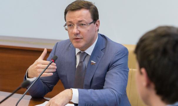 Самарский губернатор рассказал о работе с Мишустиным