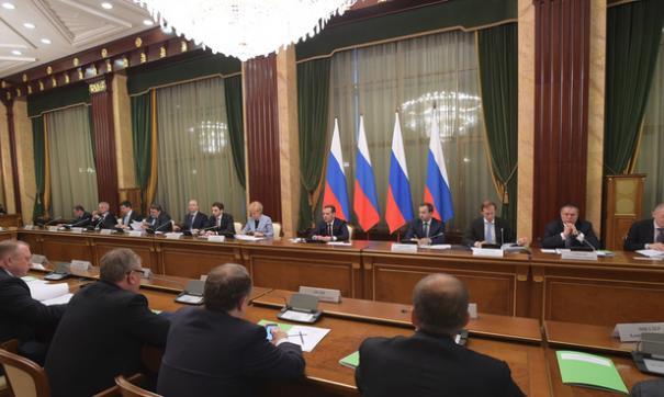 Президент Владимир Путин внес в Госдуму кандидатуру на должность премьер-министра
