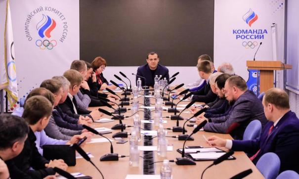 Кремлев предложил пересмотреть процесс утверждения бюджетов региональных федераций бокса
