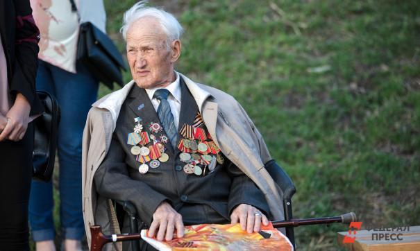 Пенсии ветеранов увеличили на 10 тысяч рублей