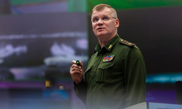 В Минобороны назвали лицемерной позицию Штатов по действиям России в Сирии