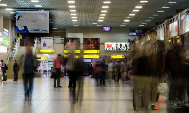 Такие действия проводятся во всех российских аэропортах в связи со смертельной опасностью вируса