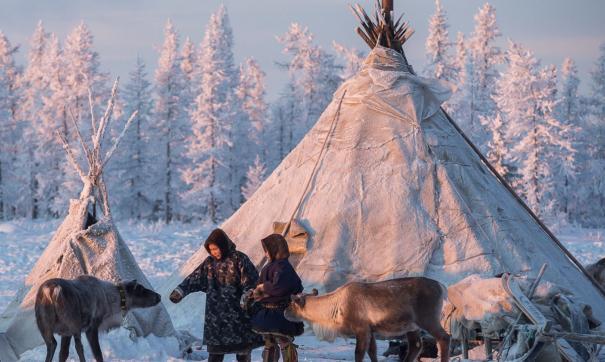 Ямальский чум вошел в число самых красивых видов России