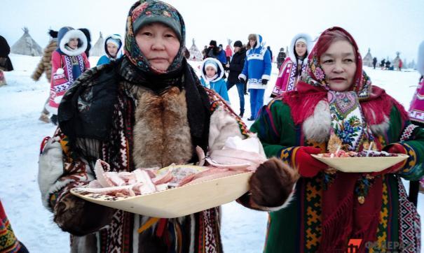 Ямальский День оленевода и фестиваль «Ямальская строганина 2020» вошли в ТОП-200 самых интересных событий России