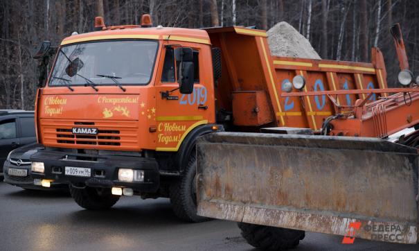 Два участка трасс в регионе перекрыли накануне из-за плохой погоды