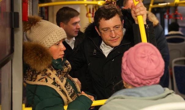 Вместо маршрутных такси горожанам предложат 74 больших автобуса