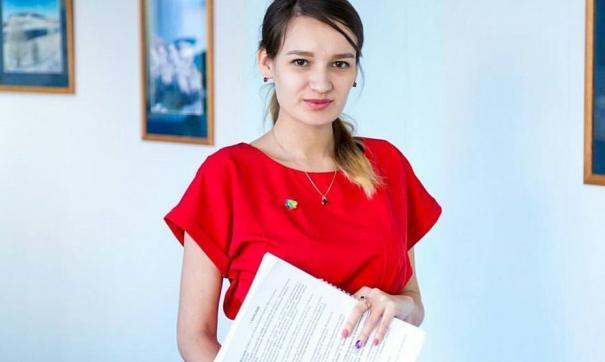Эту должность заняла 24-летняя Диана Ихсанова