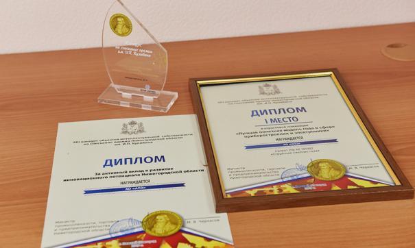 АПЗ ежегодно принимает участие в различных конкурсах и занимает достойные места