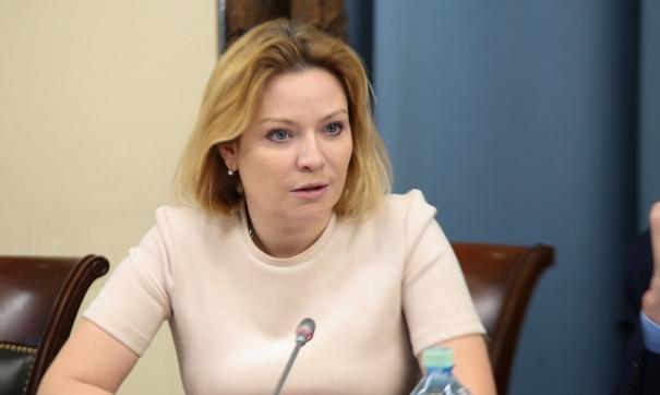 Министр культуры Любимова удалила или скрыла свои записи в ЖЖ