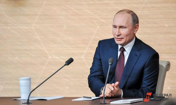 Путин отметил важность проблемы с приемом детей в ясли