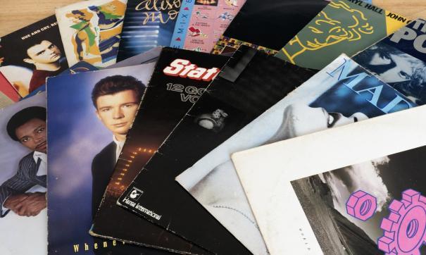 Стали известны самые продаваемые виниловые альбомы десятилетия
