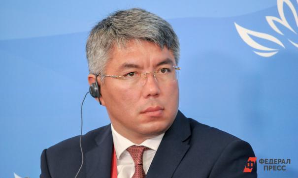 Глава Бурятии посоветовал главе местного отделения «Единой России» оставить пост