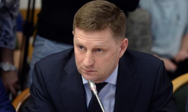 Политический тренд: Сергей Фургал сократил одного из зампредов правительства
