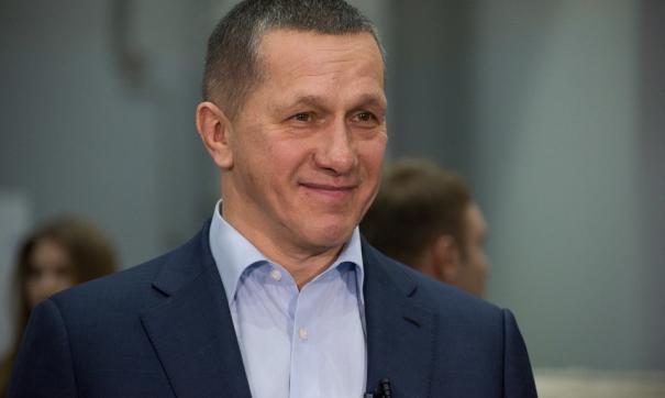 Юрий Трутнев сделал очередной выговор мэру Владивостока