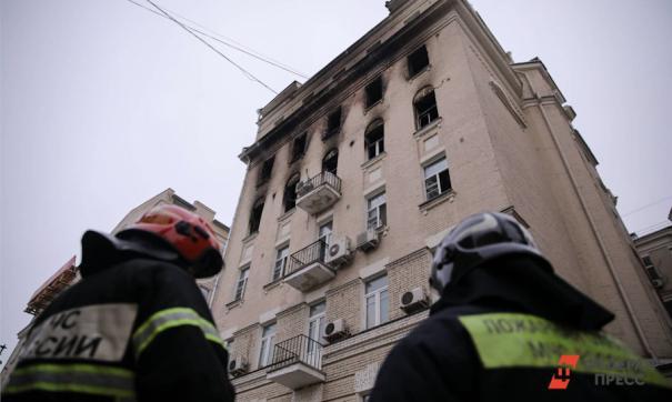 В Екатеринбурге подросток предупредил жителей дома о пожаре.