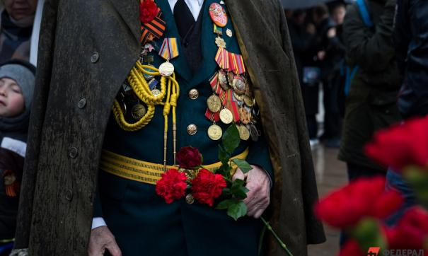 Торжественный прием ветеранов Великой Отечественной войны прошел в усадьбе Рукавишниковых