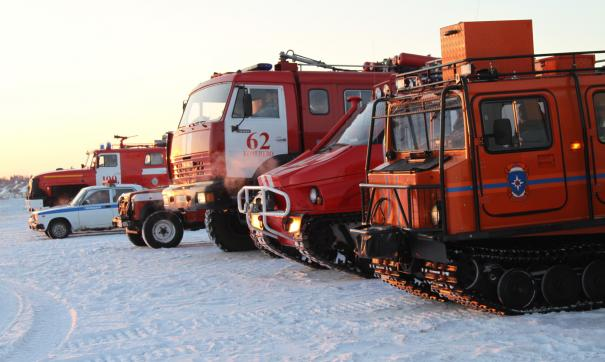 Оперативные службы Новосибирска переведены в режим повышенной готовности