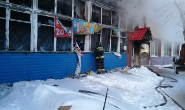 Прокуратура Татарска оценит работу надзорных органов, проверявших сгоревший торговый центр