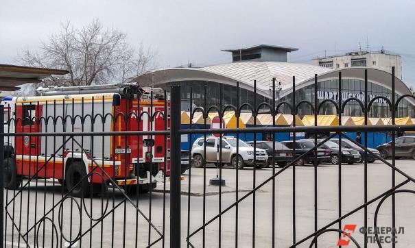 В Кемерове в шестой раз за неделю «заминировали» крупный рынок