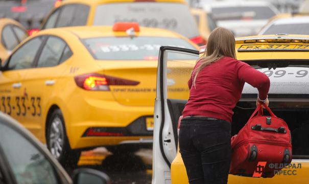 В Новосибирской области таксисты массово становятся самозанятыми